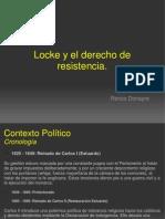 Locke y el derecho de resistencia