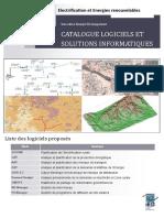 IED Catalogue Logiciels