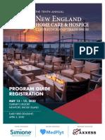 2020 NEHCC Registration Program