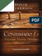 Consumado Es - David Wilkerson
