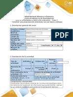 Guía de actividades y rúbrica de evaluación - Paso 3 - Construir una propuesta de entrevista con sus fases y enfoque.docx