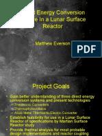 Presentation 14 - Direct Energy Conversion