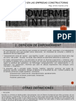 1. EMPOWERMENT