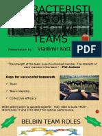 Characteristics of effective teams Vladimir (1)