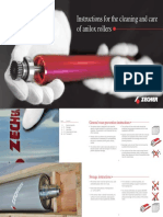 Zecher Brochure Cleaning and Care Anilox Rollers Web