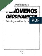 Fenomeno geodinamicos teoria