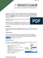 DOSPRN Manual