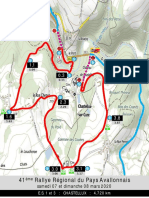 Rallye du Pays Avallonnais
