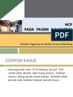 NCP MALNUTRISI