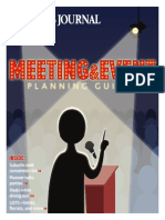 Meeting and Event Cover