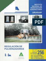 INIA - Regulación de Pulverizadoras.pdf