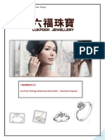 Business Plan for Lufcook Jewelry