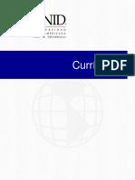 UNID - Metodología para el diseño curricular (Parte 2)