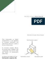 Proyecciones Principales