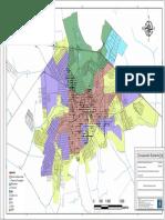 Mapa Zoneamento Atual