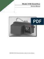 3150 Downflow Service Manual