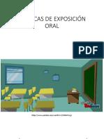 Tecnica de Exposición Oral