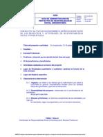 ESQUEMA DE ARTICULO DE DIFUSIÓN