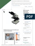 Microscopio Binocular L