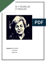 BIOGRAFÍA Y TEORÍA DE MARGARET MAHLER
