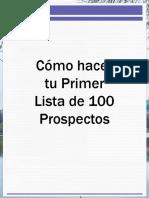 Como hacer tu lista de 100.pdf