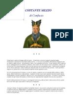 Confucio - Il Costante Mezzo