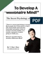 Secret Of The Millionaire Mind Pdf