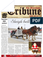 Front Page - December 10, 2010