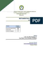Guia didáctica Estadística básica