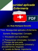 Bioseguidad en Enfermeria