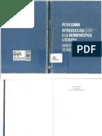 Szondi Introduccion a la hermeneutica literaria OCR.pdf