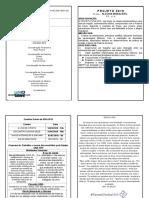 Agenda Geral UNA 2019