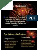 Ego Defense Mechanism