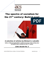 The Specter of Socialism in the 21st Century