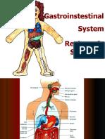 Gastro Intestinal System