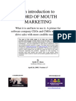 Word of Mouth White Paper 042005 v1