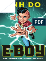 E-Boy by Anh Do Chapter Sampler