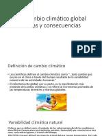 2cambio climático
