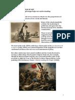 THE WEAPONIZATION OF ART+ Appendix on political art