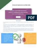 Mejores plataformas para implementar una tienda online