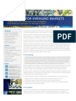 Emerging Markets Auto EA-5010