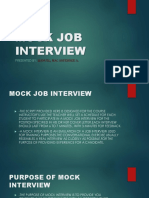 MOCK-JOB-INTERVIEW