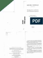 Vovelle Michel - Introduccion a La Historia de La Revolucion Francesa (Img)