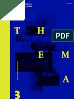 THEMA 03  revista de la FADU de Montevideo, 2019