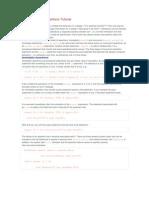 SystemVerilog Assertions Tutorial