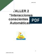 0.A.SRL-PRESENTACIÓN TALLER_ 2_INTERACCIONES CONSCIENTES vS AUTOMÁTICAS.doc