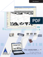 User Manual PLC-ANALYZER pro 5
