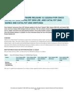 Prod Bulletin0900aecd80267774