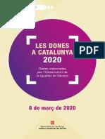 Les dones a Catalunya 2020