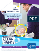 Campaign - handwashing Poster